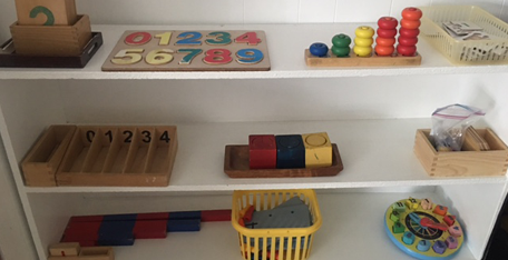 Educational Math Toys